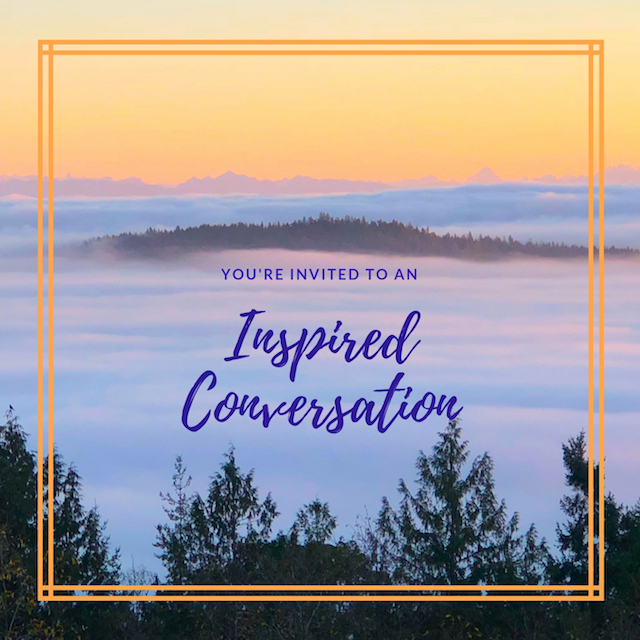 Inspired Conversation Cards by Cornelia J Krikke