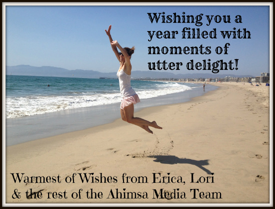 Ahimsa New Year